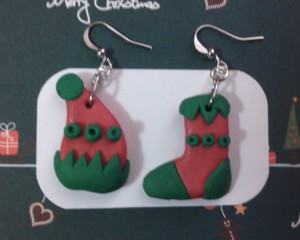 elf clothes earrings