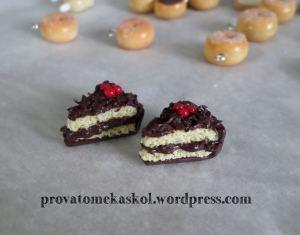 polymer cream cake
