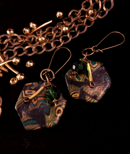 extruder earrings 2