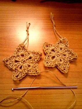 crochet star 1