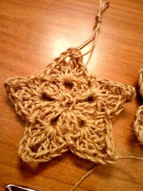 crochet star 2