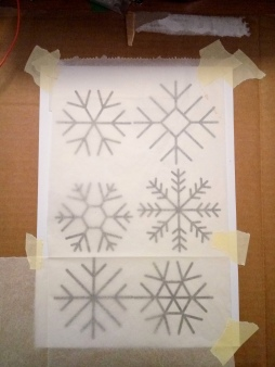 snowflake ornaments 2