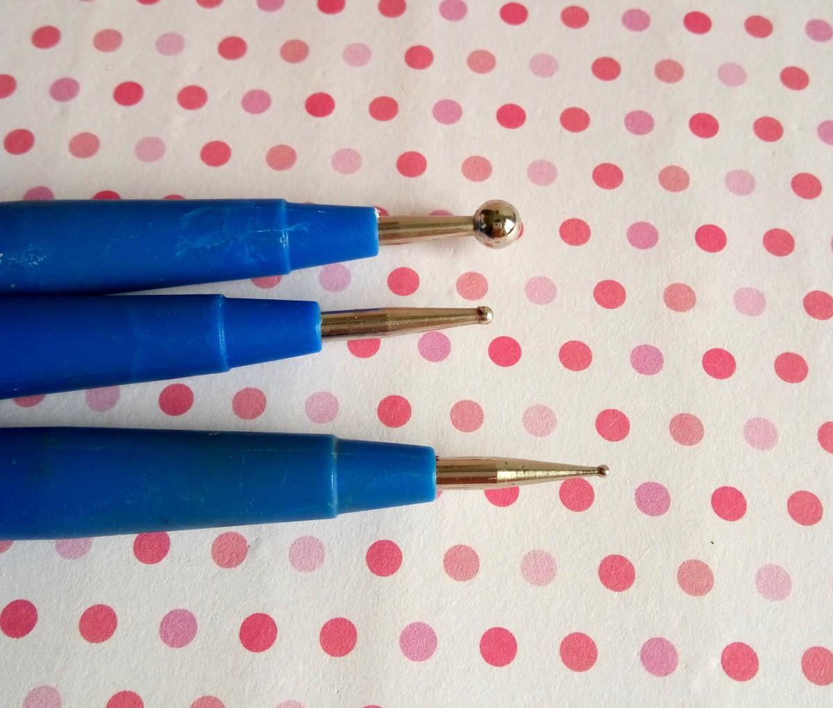 Πολυμερικός πηλός: αγαπημένα εργαλεία